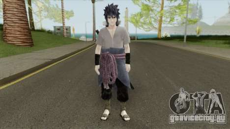 Jump Force PS4 Sasuke Uchiha для GTA San Andreas