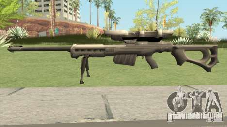 KSR-29 Sniper Rifle New для GTA San Andreas