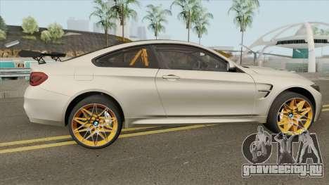BMW M4 GTS 2016 для GTA San Andreas