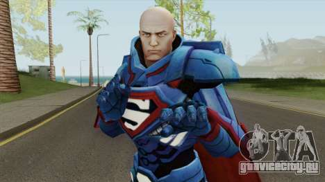 JL Lex Luthor From DC Unchained для GTA San Andreas