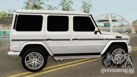 Mercedes-Benz G63 AMG Bulkin для GTA San Andreas