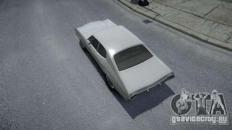 Declasse Tulip для GTA 4