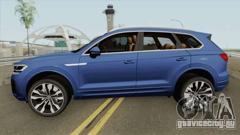 Volkswagen Touareg 2019 для GTA San Andreas