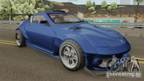 Annis ZR380 Standard GTA V IVF для GTA San Andreas