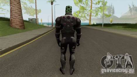 Brainiac From DC Legends V2 для GTA San Andreas
