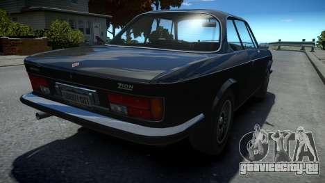 Ubermacht Zion Classic для GTA 4