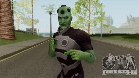 Brainiac From DC Legends V1 для GTA San Andreas