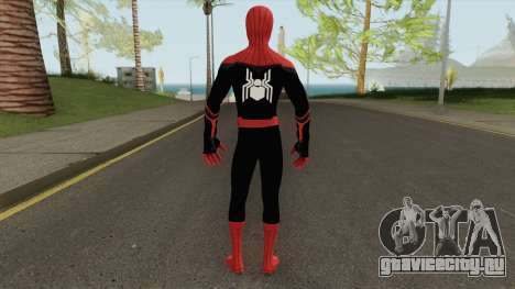Spider Man Far From Home Skin для GTA San Andreas