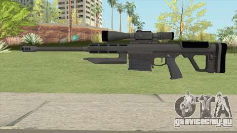 Binary Domain - Jugland R93 для GTA San Andreas