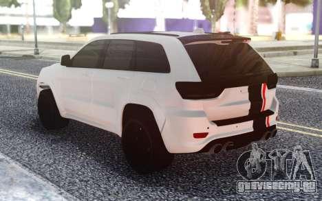 Jeep Wrangler для GTA San Andreas