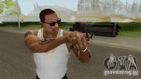 Binary Domain - Soldado 38P Auto для GTA San Andreas