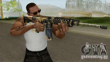 Rules Of Survival AR15 Tercel для GTA San Andreas
