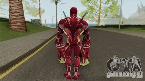 Iron Man Mark H Skin для GTA San Andreas