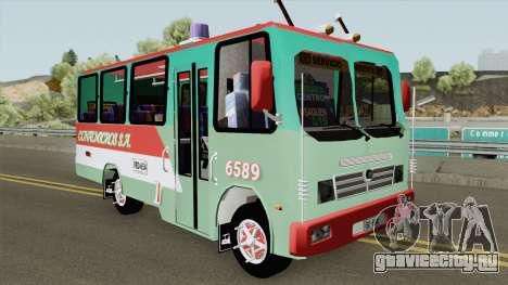 De Busetas Colombiana V1 для GTA San Andreas