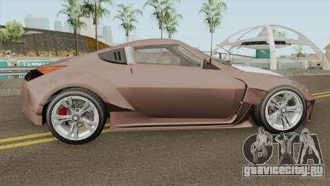 Annis ZR380 Stock GTA V для GTA San Andreas