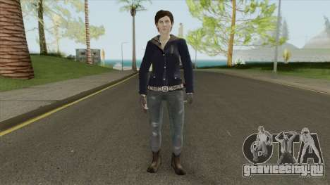 Maggie Rhee для GTA San Andreas