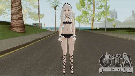 OverHit - Brigitte Swimsuit для GTA San Andreas