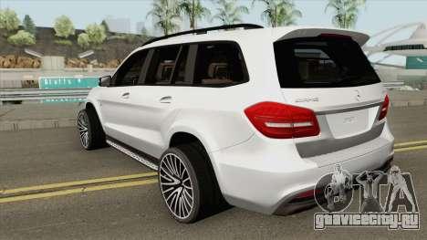 Mercedes-Benz GLS63 AMG для GTA San Andreas