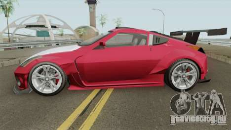 Annis ZR380 GTA V для GTA San Andreas