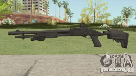 Battle Carnival MB70 Shotgun для GTA San Andreas