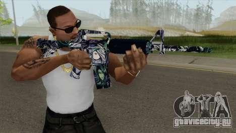 M4 (Xorke) для GTA San Andreas