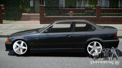 BMW M3 E36 v2 для GTA 4