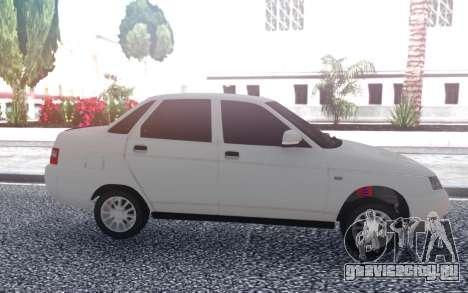 LADA 110 для GTA San Andreas