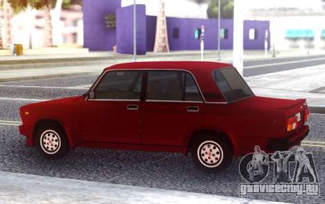 Lada Nova GTS для GTA San Andreas