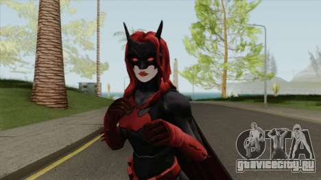 Batwoman Heroic From DC Legends для GTA San Andreas