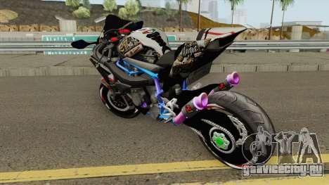 Kawasaki Ninja H2R для GTA San Andreas
