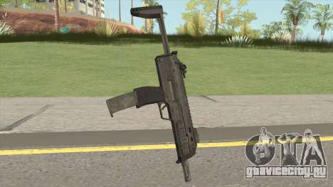 Battle Carnival MP7 для GTA San Andreas
