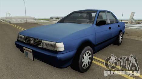 Nissan Tsuru (No Lag) для GTA San Andreas