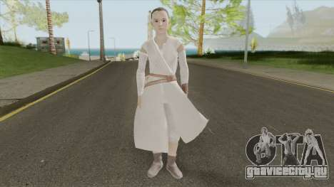 Rey From Star Wars VII (With Normal Map) для GTA San Andreas