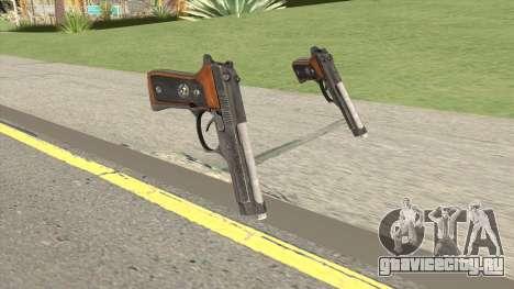 Samurai Edge Standard Model для GTA San Andreas