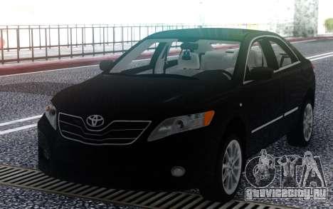 Toyota Camry V45 для GTA San Andreas