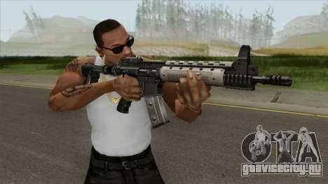 GDCW LR300 Rifle EoTech для GTA San Andreas