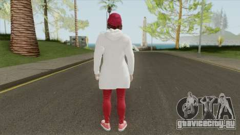 GTA Online Female Skin 1 для GTA San Andreas