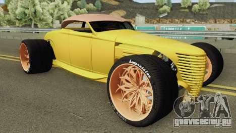 Ford Durty 30 для GTA San Andreas