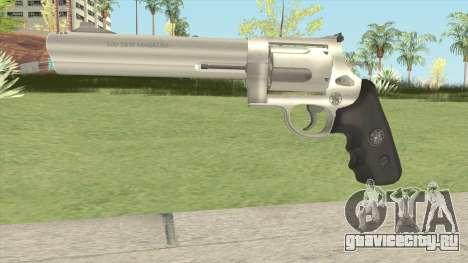 Smith and Wesson Model 500 Revolver Metal для GTA San Andreas