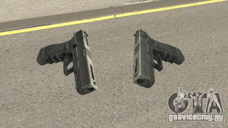 Contract Wars Glock 18 для GTA San Andreas