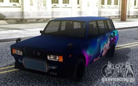 VAZ 2104 Itasha для GTA San Andreas