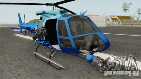 Weazel News Maverick (GTA V) для GTA San Andreas