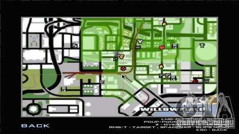Willowfield Park для GTA San Andreas