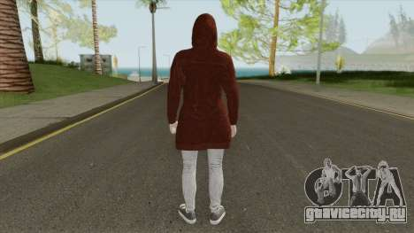 GTA Online Female Skin 2 для GTA San Andreas