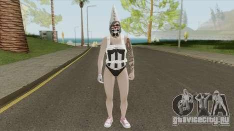Female Random Skin 2 для GTA San Andreas