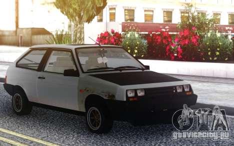 VAZ 2108 BoevoeZubilo для GTA San Andreas
