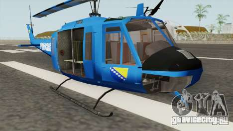 Bell UH-1 Huey POLICIJA BiH для GTA San Andreas