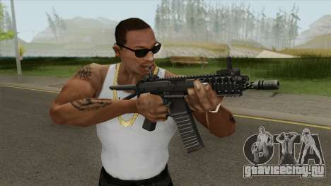 GDCW KAC-PDW для GTA San Andreas