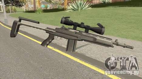 GDCW M14-EBR для GTA San Andreas