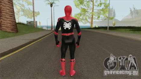Spider-Man Far From Home (Black) для GTA San Andreas